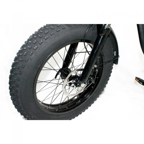 fat tyre e bike