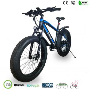 mens fat tyre ebikes