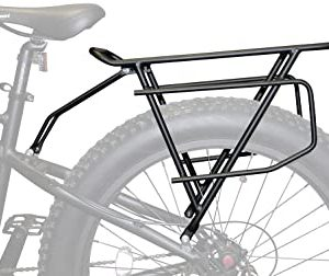 Rear Bike Rack for fat tyre Bike