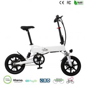 UK Road Legal E Bike